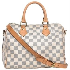 Louis Vuitton  Bandouliere Speedy 25 870684